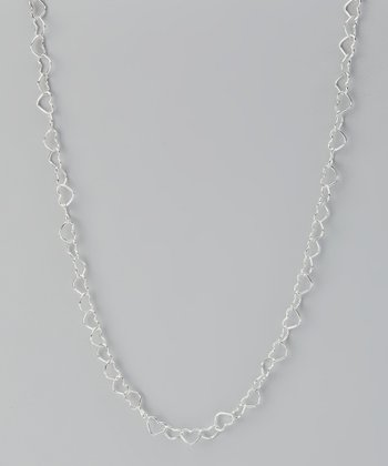 Sterling Silver Fancy Chain