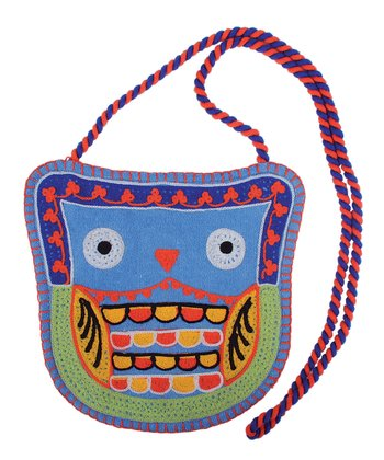 Blue Owl Hip Bag