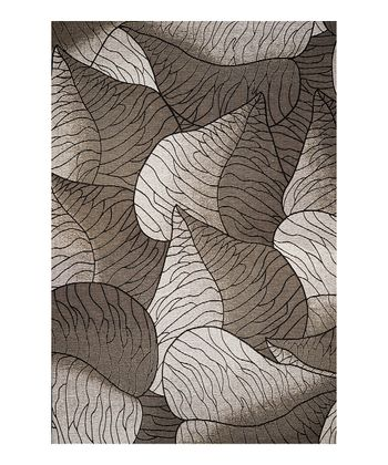 Silver Fauna Indoor/Outdoor Rug