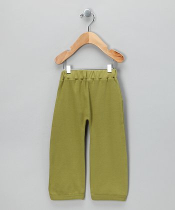 Cactus Organic Straight-Leg Pants - Toddler