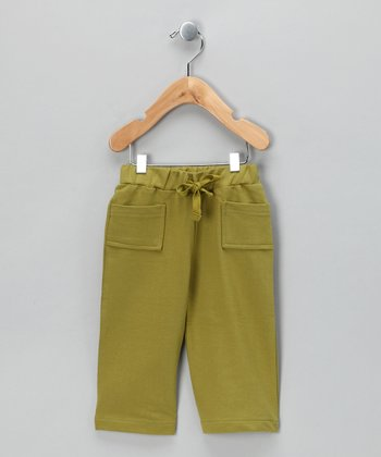 Cactus Vintage Organic Track Pants - Infant, Toddler & Boys