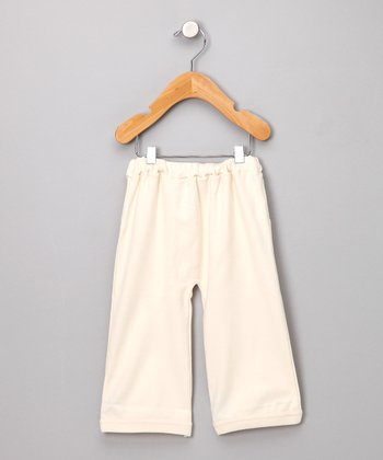 Vanilla Organic Pants - Infant, Toddler & Toddler