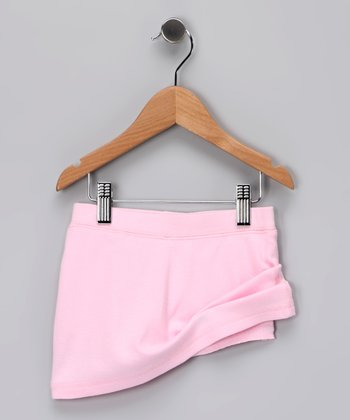 Baby Pink Skirt - Girls