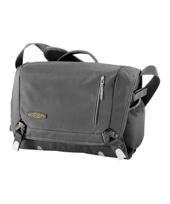 Black Guilder 15 Commuter Messenger Bag