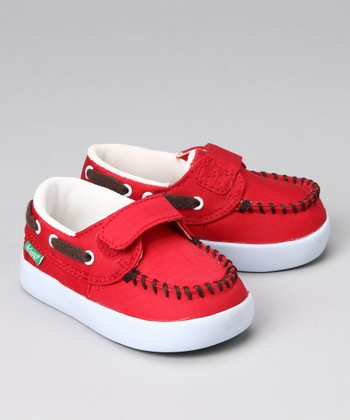 Red Kite Boat Shoe