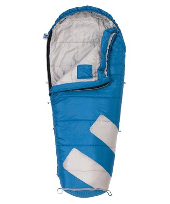 Blue & Beige Big Dipper Sleeping Bag