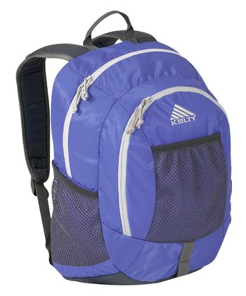 Baja Blue Grommet Backpack