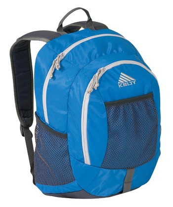 Vivid Blue Grommet Backpack