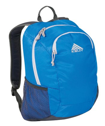 Vivid Blue Minnow Backpack