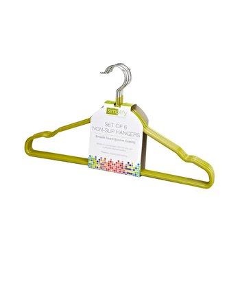 Emerald No-Slip Hanger - Set of Six