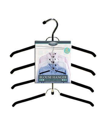 Four-Tier Shirt Hanger - Set of Two