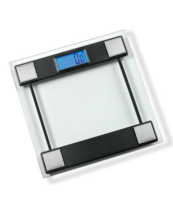 Black Digital Bath Scale