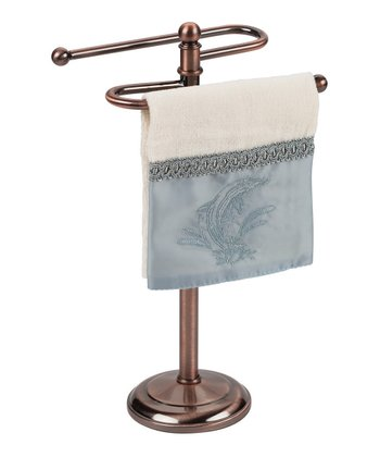 Bronze Hand Towel Holder