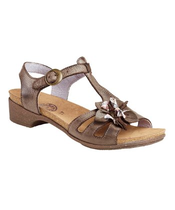 Brown Casual Sandal - Women