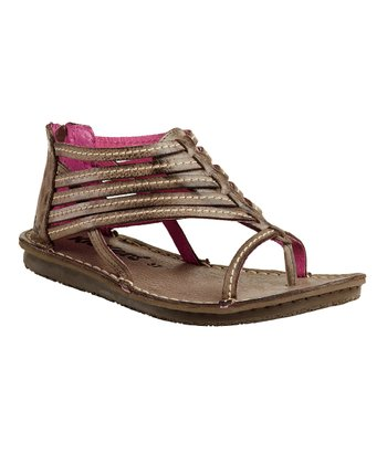 Brown WiFi Sandal - Women