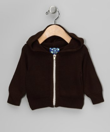 KicKee Pants Bark Zip-Up Hoodie - Infant