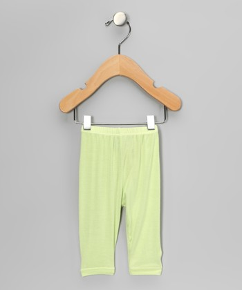 Spring Grass Leggings - Infant & Toddler