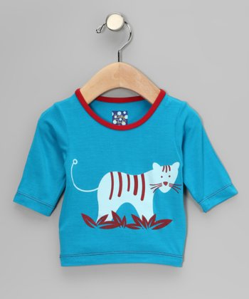 Dragonfly Tiger Tee - Infant, Toddler & Kids