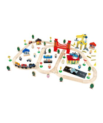 City Train Set