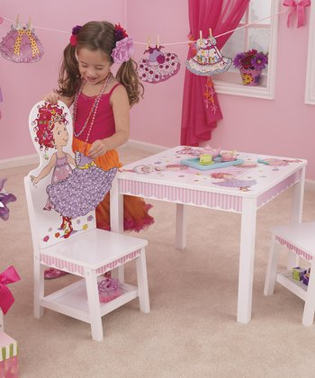 Fancy Nancy Table & Chair Set