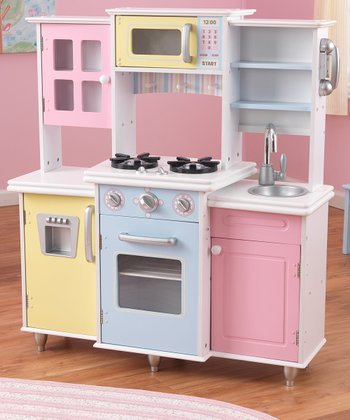 Kidkraft Play Kitchen Makeover - Feed Kitchens