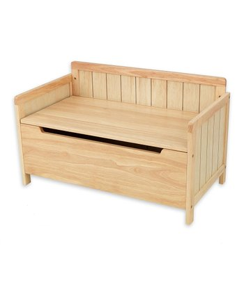 Natural Charleston Toy Chest