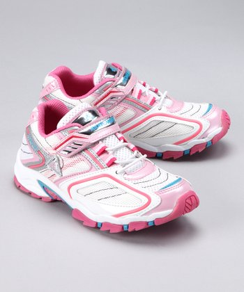Pink Lighting Sneaker