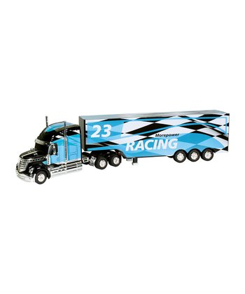 Checkered Flag Remote Control Big Rig