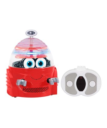 Red Data Remote Control Robot