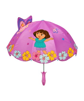Pink Dora the Explorer Umbrella