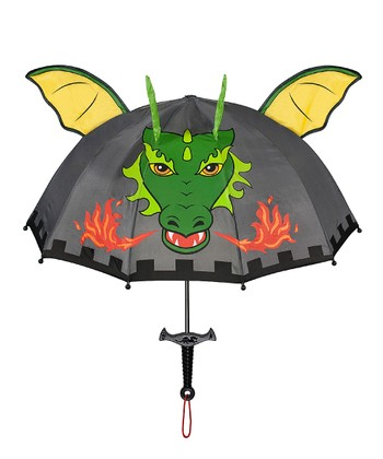 Green Dragon Umbrella