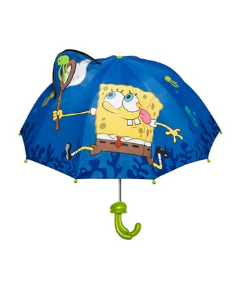 Blue SpongeBob Umbrella