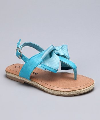Blue Ribbon Sandal