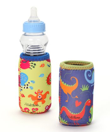 Will & Drew Bottle/Sippy Cup Insulator Set