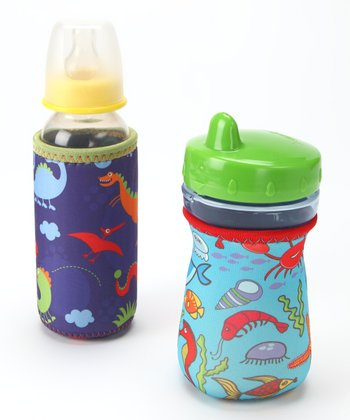 Will & Parker Bottle/Sippy Cup Insulator Set