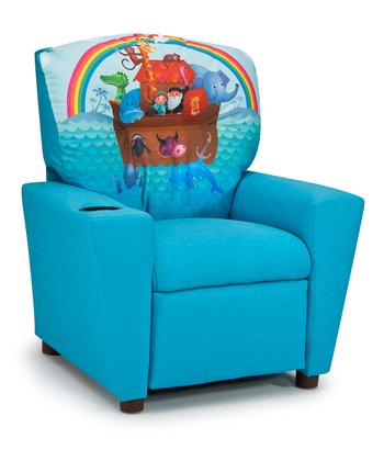 Blue Truth-B-Told's Noah's Ark Recliner