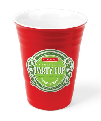 Porcelain Party Cup