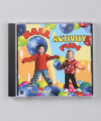 Ball Activity Fun CD