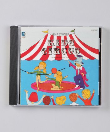 Do It Yourself Kids Circus CD