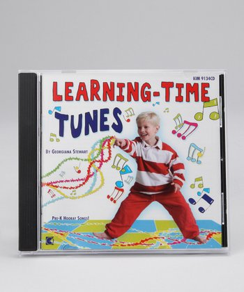 Kimbo Learning-Time Tunes CD