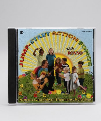 Jump-Start Action Songs CD