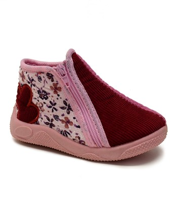 Kio Trend Pink Aster Shoe - Toddler