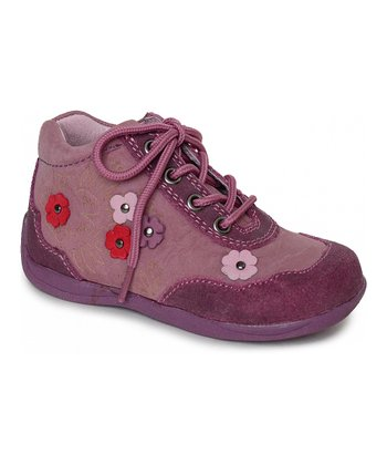 Dusty Rose Beatrice Sneaker