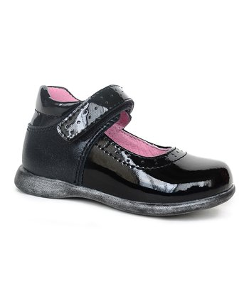 Black Patent Lumi Mary Jane
