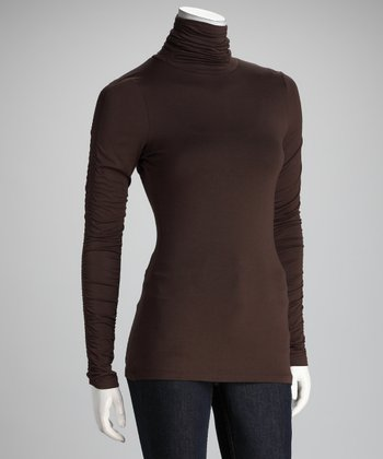 Paper Carbon Turtleneck