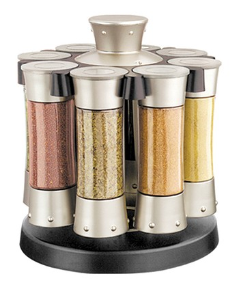 Elite Satin Spice Rack