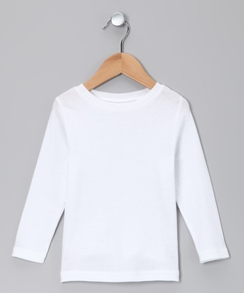 Snow Long-Sleeve Tee - Toddler & Boys