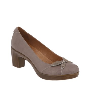 Taupe Carly Pump