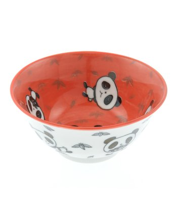 Red Panda Large Tayo Bowl