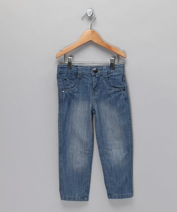 Indigo Jeans - Toddler & Boys